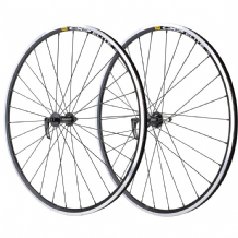 MICHE REFLEX HUB / MAVIC CXP ELITE WHEELS
